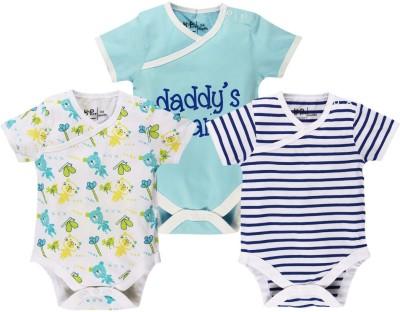Baby Pure Baby Boy's Multicolor Bodysuit