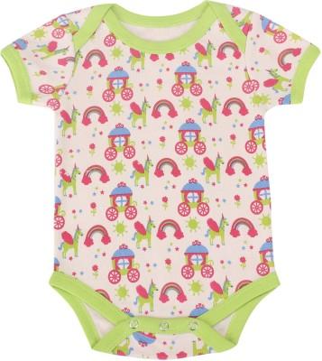Nino Bambino Baby Girl's Light Pink Sleepsuit