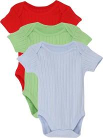 FS Mini Klub Baby Boys Multicolor Bodysuit