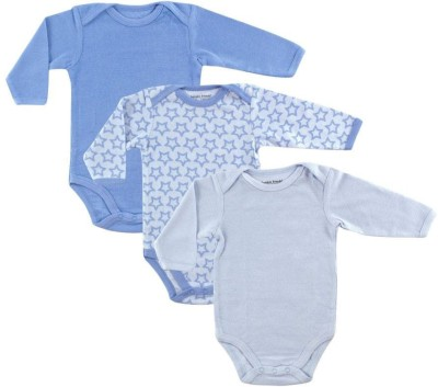 Luvable Friends Baby Boy's Blue Bodysuit