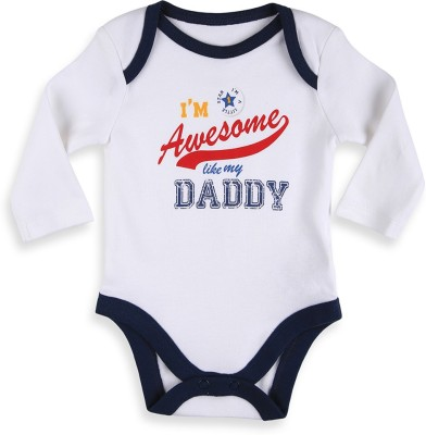 Mothercare Baby Boy's Baby Boy's White Bodysuit