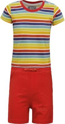 Kothari Baby Boy's Yellow Bodysuit