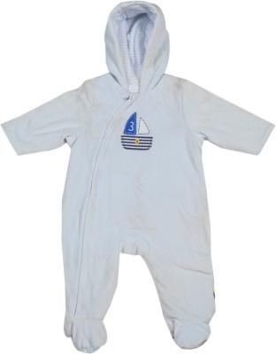 Mothercare Baby Girl's Baby Boy,s, Baby Girl's Blue Bodysuit