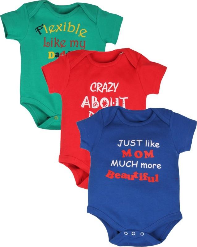 Gkidz Baby Boys Multicolor Bodysuit