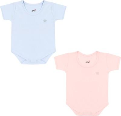 Lula Boys Pink, Blue Bodysuit