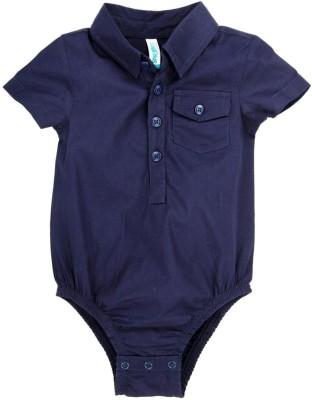 Snuggles Baby Boy's Blue Bodysuit