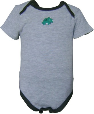 Teddys choice Boys Grey Bodysuit
