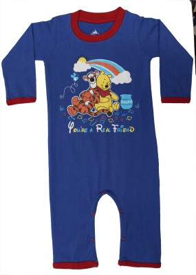 Body Care Baby Girl's Blue Bodysuit
