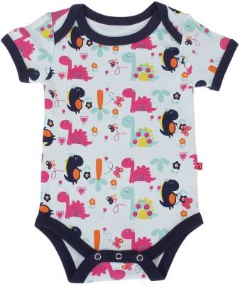 Nino Bambino Baby Girl's Natural Sleepsuit