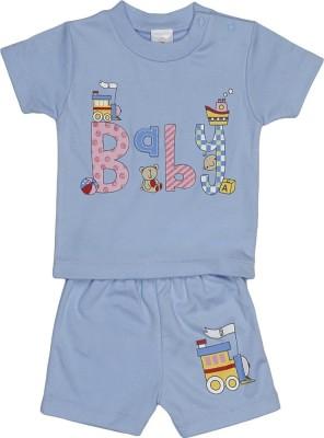 Babeezworld Baby Boy's Pink Bodysuit