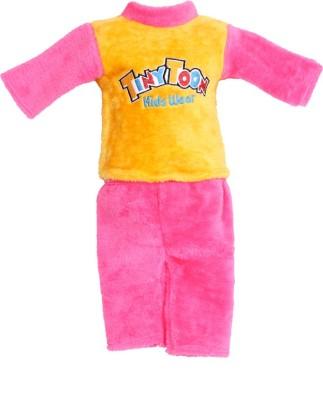 Tiny Toon Baby Boy,s Pink Sleepsuit