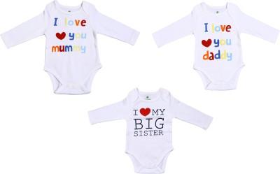 Bio Kid Baby Boy's Multicolor Bodysuit