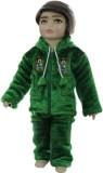 adorz wears Baby Boys Multicolor Bodysui...
