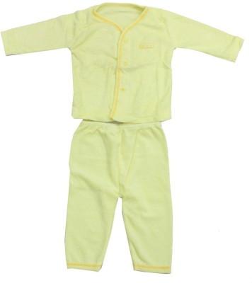 Romano Baby Boy's Green Bodysuit and Bib