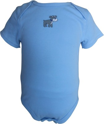 Teddys choice Boys Light Blue Bodysuit