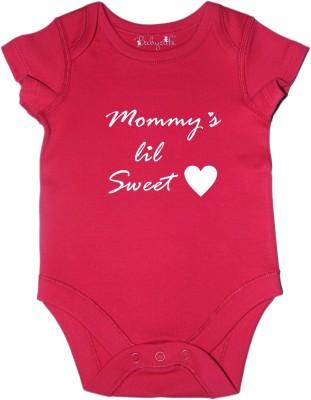 Babysafe Baby Boy,s Scarlet Bodysuit