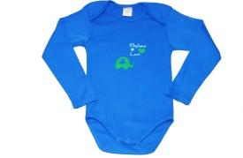 Kiwi Baby Boys Blue Bodysuit