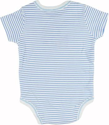 Ole Baby Style Star Baby Boy's Multicolour Bodysuit