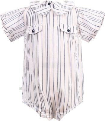 ShopperTree Romper Baby Girl's Multicolor Bodysuit