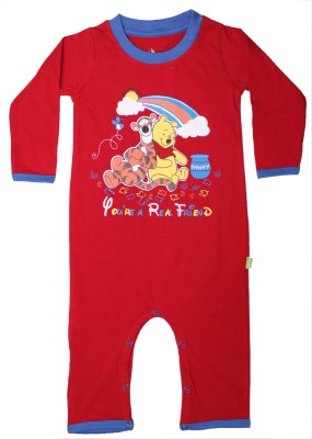 Body Care Baby Girl's Red Bodysuit