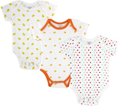 Just Chill Baby Boy's Multicoloured Bodysuit