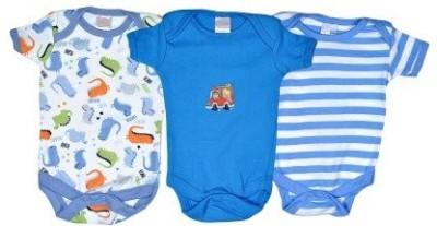 NammaBaby Baby Girl,s Blue Bodysuit