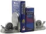 Gaarv Snail Bookend Aluminium Book End (...