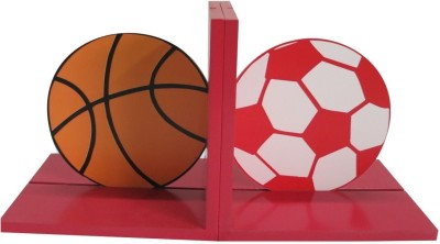 Kidoz Super Eco. Sport Wooden Book End