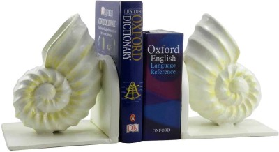 Gaarv Snail Shell Bookend Aluminium Book End