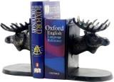 Gaarv Moose Bookend Aluminium Book End (...