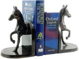 Gaarv Standing Horse Bookend Aluminium B...