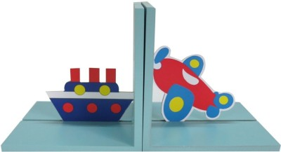 Kidoz Super Eco. Transport Wooden Book End