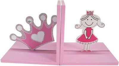 Kidoz Super Eco. Princes Wooden Book End