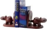 Gaarv Hippo Bookend Aluminium Book End (...