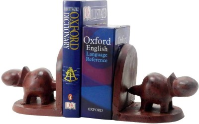 Gaarv Hippo Bookend Aluminium Book End