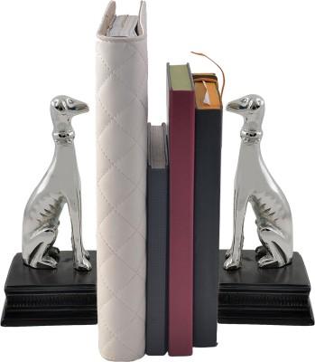 The Yellow Door Dog Steel Book End