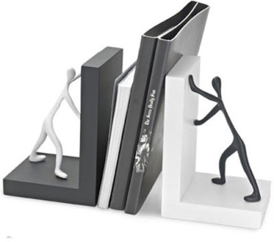 Exciting Lives Wooden Bookends Wooden Book End