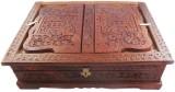 ikashan Ikashan Handicrafts Brown Wooden...