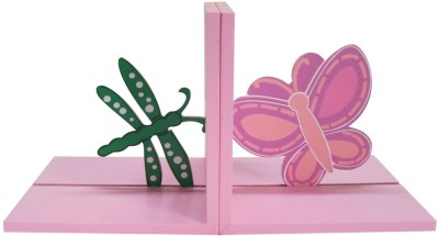 Kidoz Super Eco. Butterfly Wooden Book End