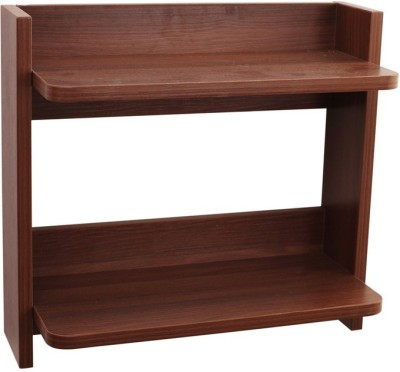 CP DECOR CP00001 Solid Wood Open Book Shelf