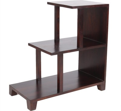 Wood Dekor Engineered Wood Open Book Shelf