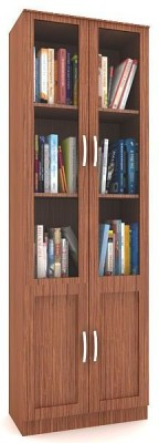 Housefull Engineered Wood Close Book Shelf