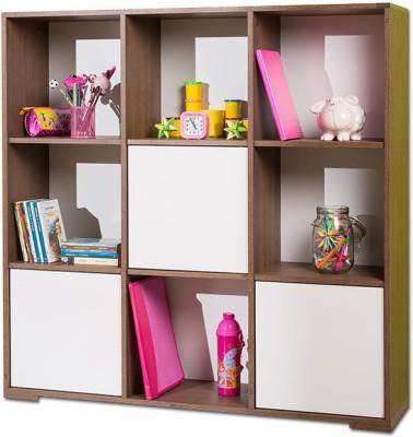 Nesta Furniture Biblo Engineered Wood Semi-Open Book Shelf