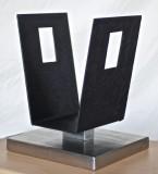 27 Decor Street Metal Open Book Shelf (F...