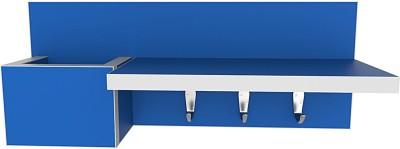 NorthStar IKON Engineered Wood Open Book Shelf