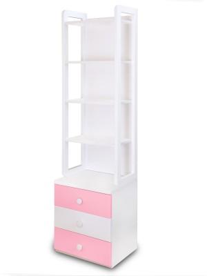 Alex Daisy Zest Engineered Wood Semi-Open Book Shelf