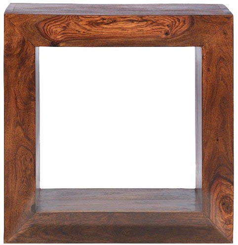 Jivan Solid Wood Display Unit class=