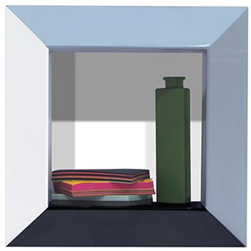 View Lekiaan Engineered Wood Open Book Shelf(Finish Color - Grey) Furniture (Lekiaan)