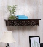 Onlineshoppee Large Solid Wood Wall Shel...
