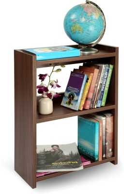 Debono Blossom Engineered Wood Open Book Shelf